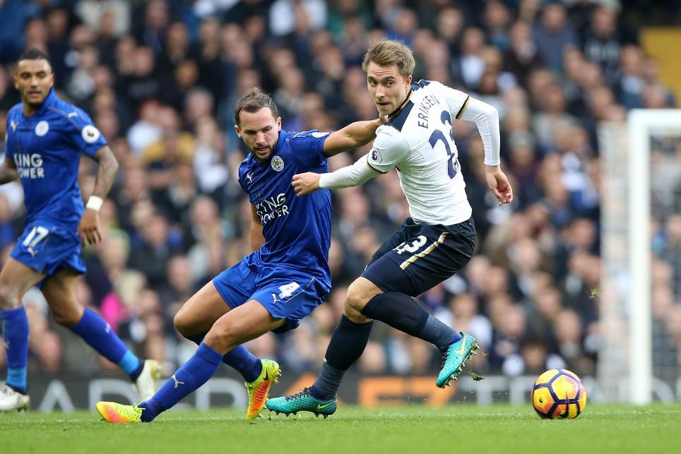 Tottenham Hotspur v Leicester City - Premier League, Christian Eriksen