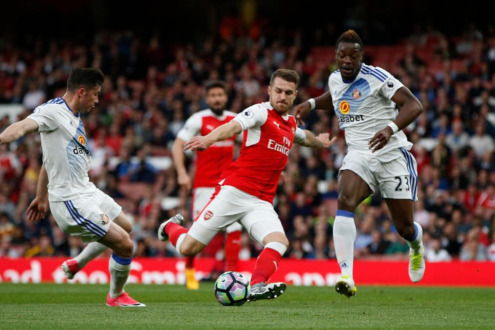 Arsenal 2-0 Sunderland
