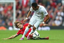 My Premier League debut: Daley Blind