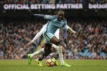 Britton: I have to trip Toure to stop him!