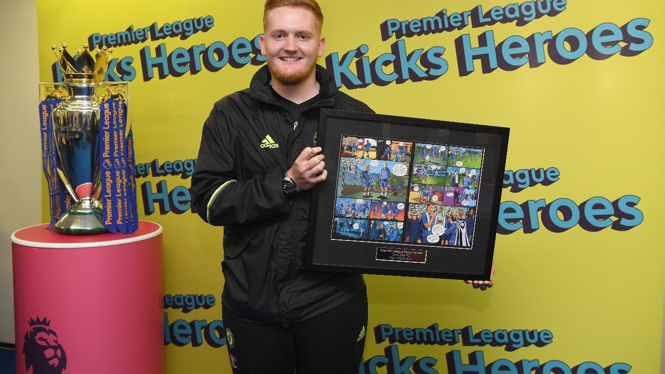 PL Kicks Heroes: Tom Horrigan