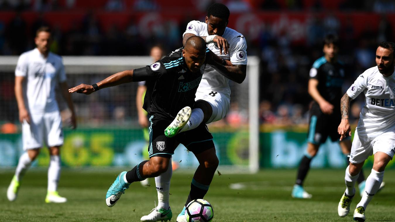 Swansea City v West Brom