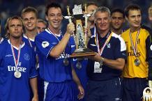 2003 Asia Trophy winners Chelsea