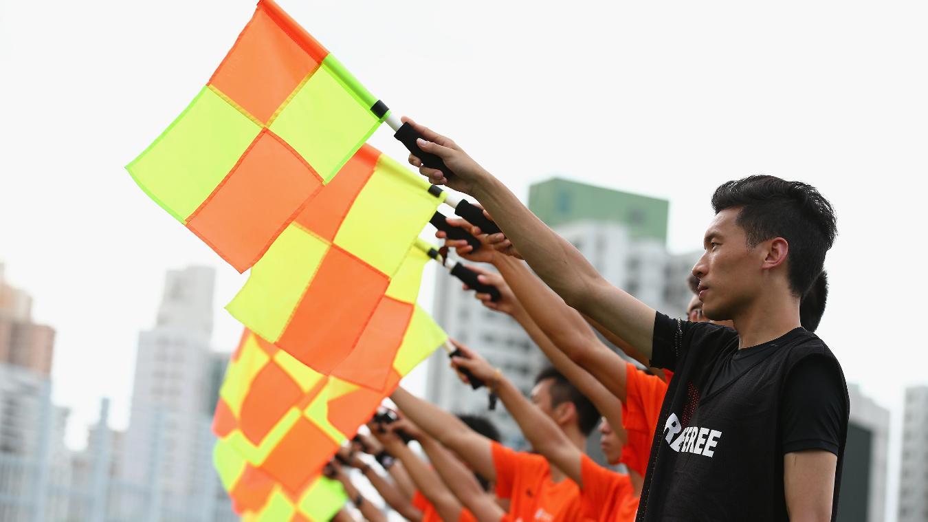 Hong Kong, Premier Skills, referees