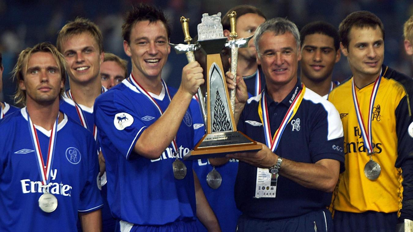 2003 Asia Trophy winners Chelsea