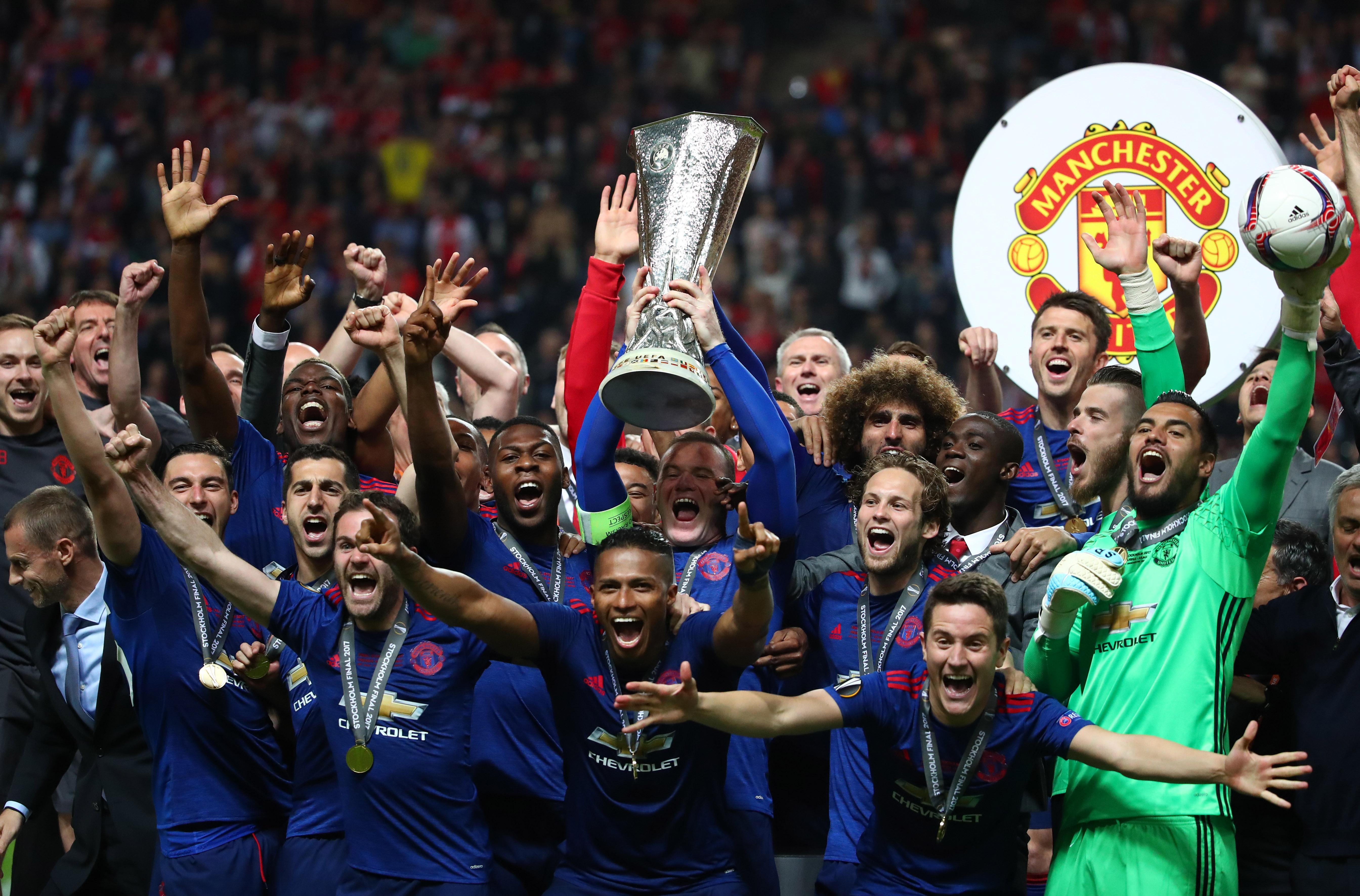 which clubs qualify for europe in 2017 18 premier league