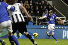 Goal of the day: Baines' belting free-kick