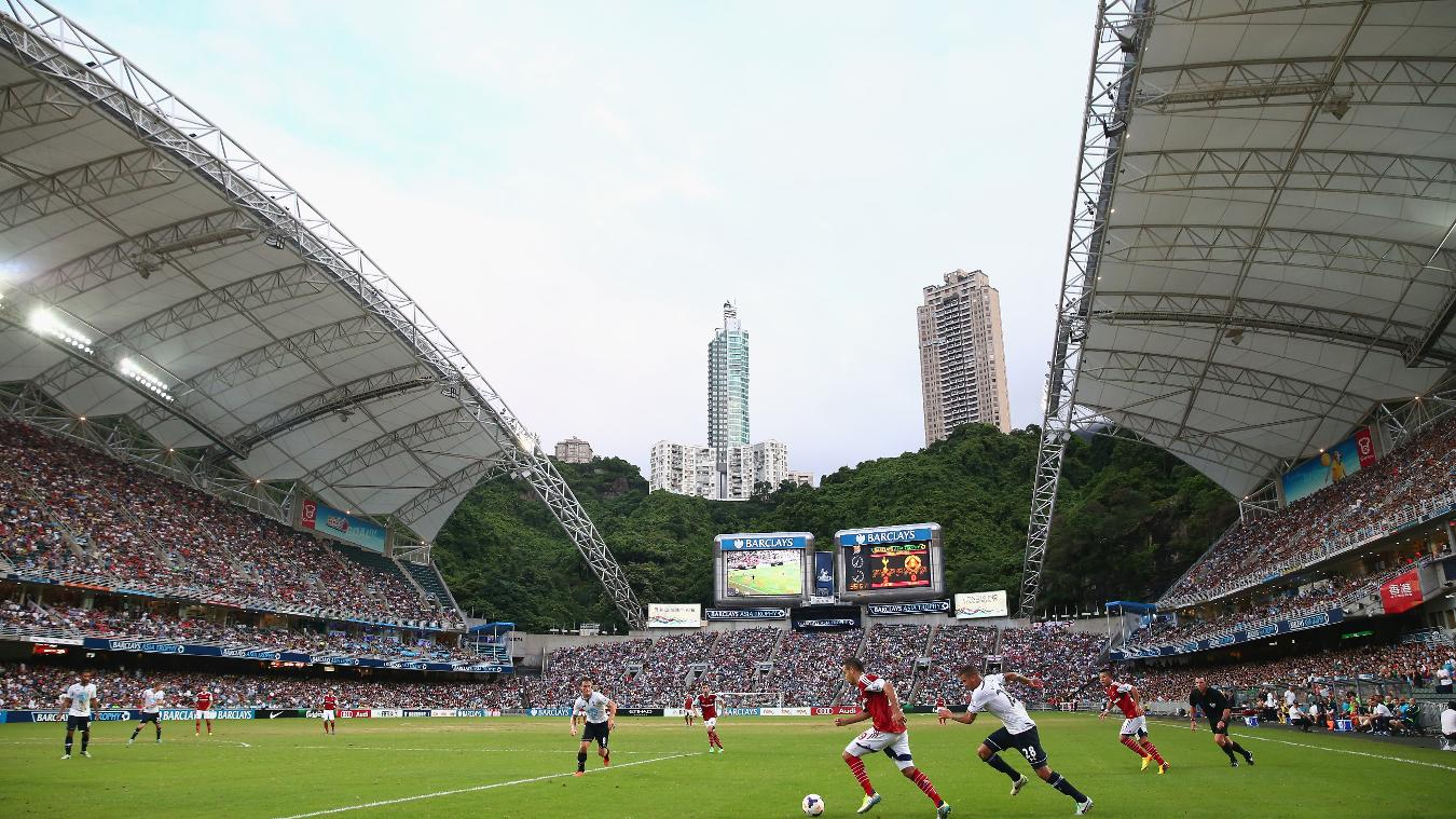 Asia Trophy 2013, Hong Kong