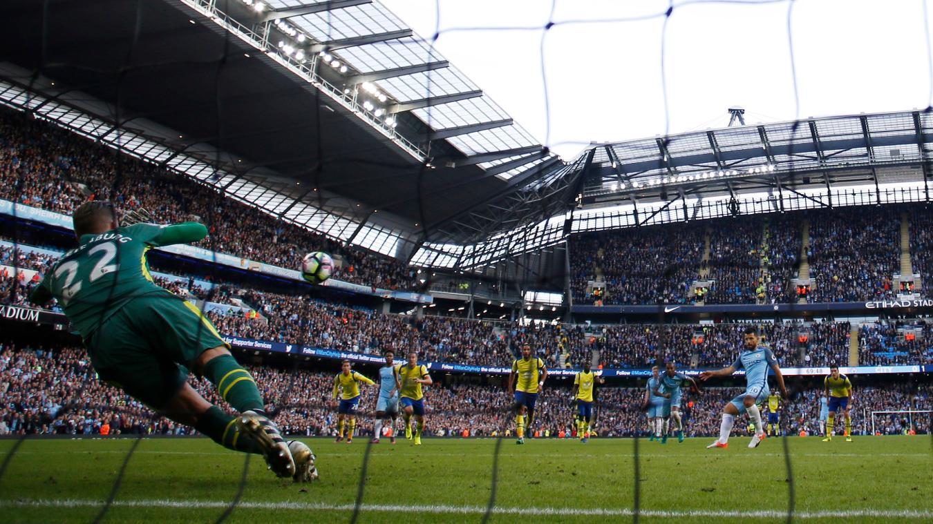 Matchweek 8: Manchester City 1-1 Everton