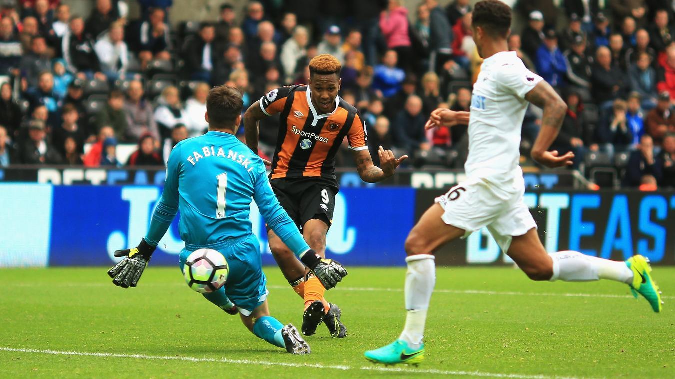 Matchweek 2: Swansea City 0-2 Hull City