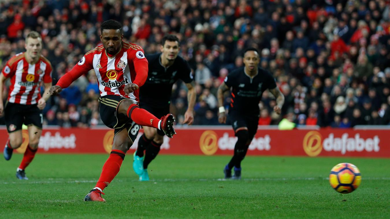 Matchweek 20: Sunderland 2-2 Liverpool