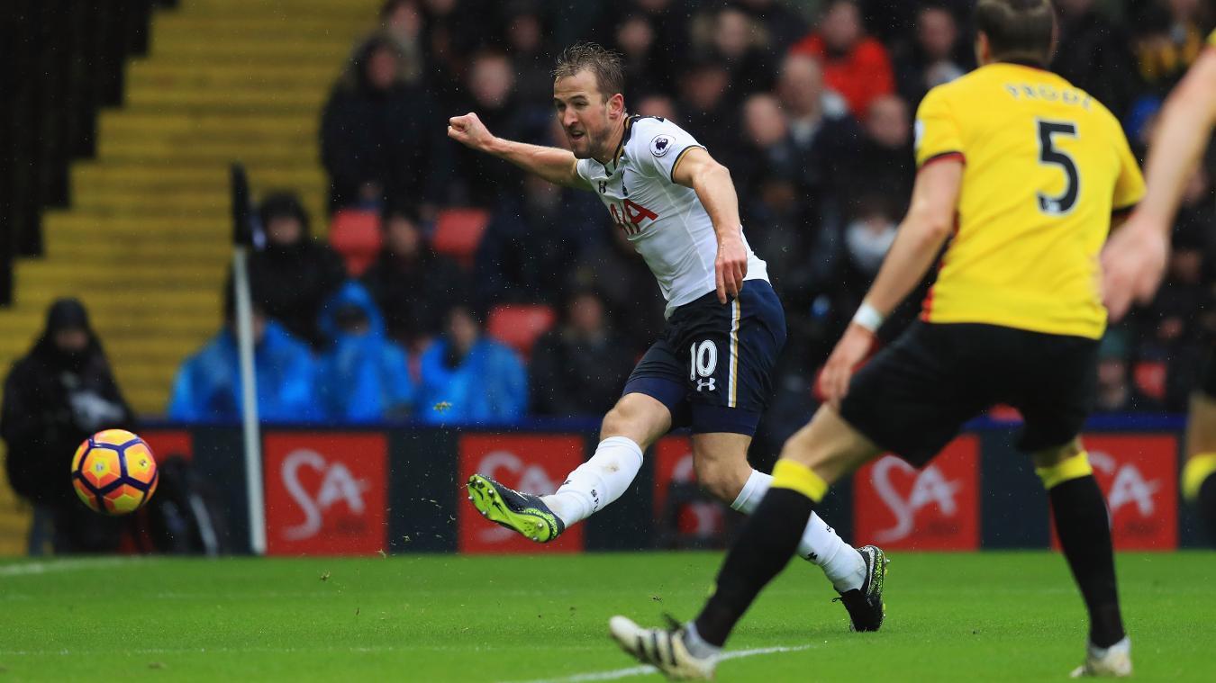 Matchweek 19: Watford 1-4 Tottenham Hotspur