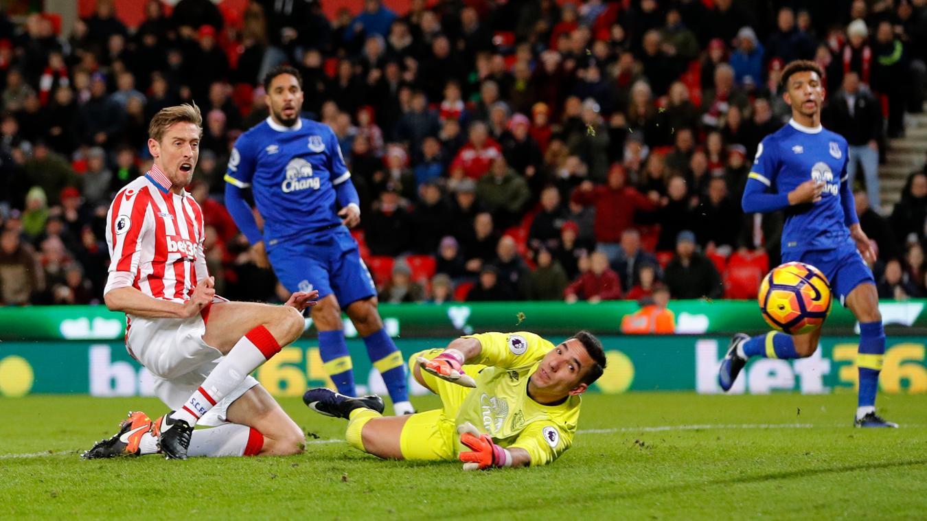 Matchweek 23: Stoke City 1-1 Everton