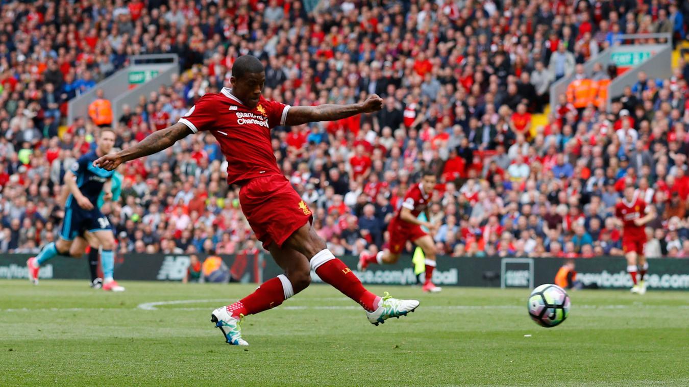Matchweek 38: Liverpool 3-0 Middlesbrough