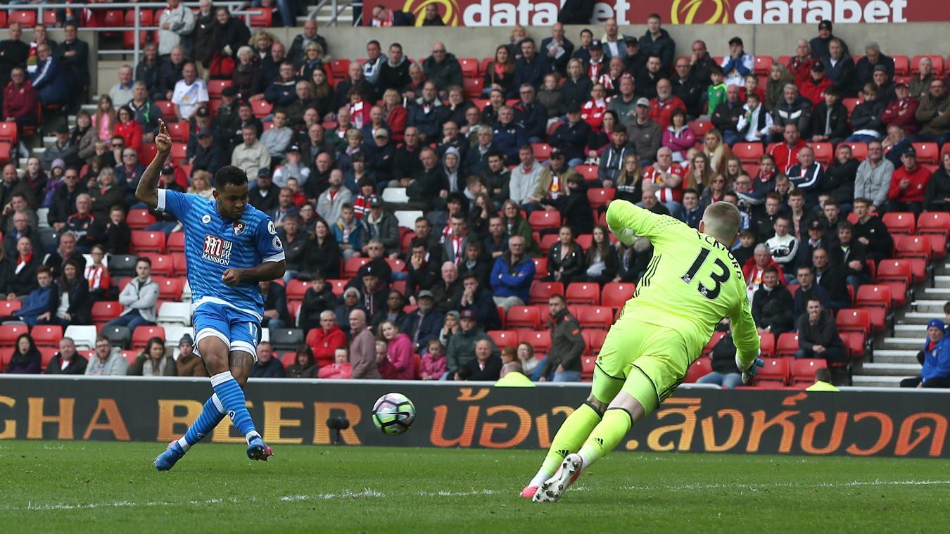 Matchweek 35: Sunderland 0-1 AFC Bournemouth