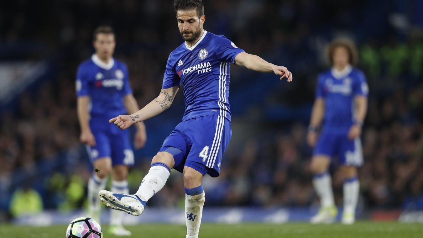 Matchweek 36: Chelsea 3-0 Middlesbrough