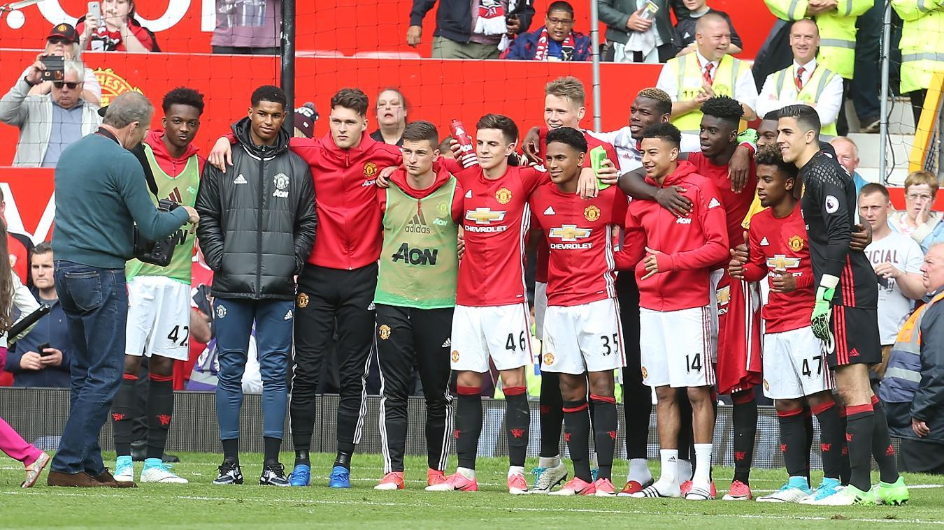Matchweek 38: Manchester United 2-0 Crystal Palace