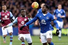 Gueye: Lukaku is really tough to play against