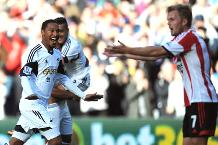 Goal of the day: 'Spectacular from De Guzman!'