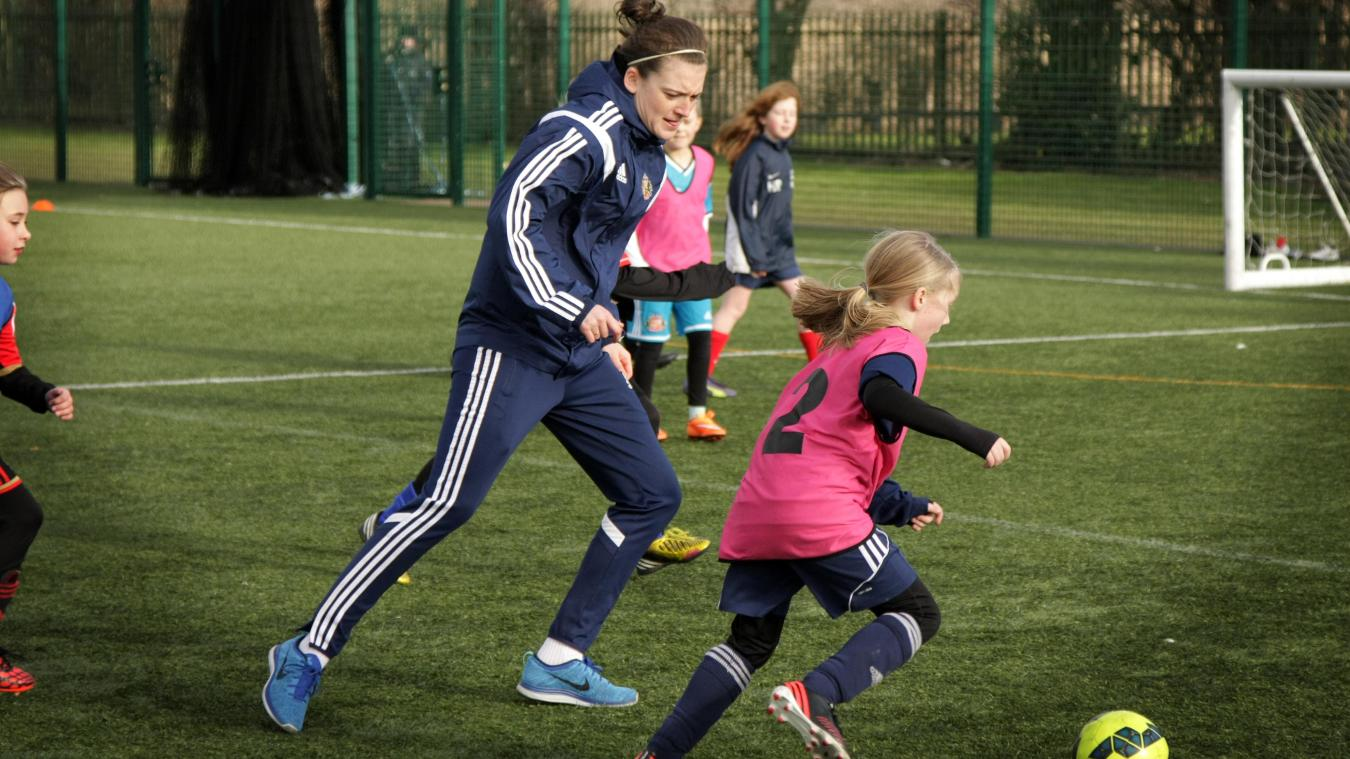 Premier League Girls Football, a partnership with The FA, is delivered by 87 Clubs - all aiming to provide opportunities for budding young female footballers to take part in the sport