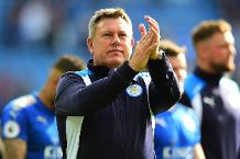 Craig Shakespeare, Leicester City