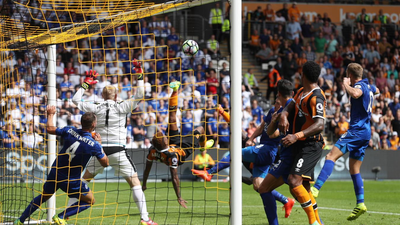 Hull City 2-1 Leicester City