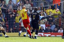 Iconic Moment: Mahon's wonder goal for Watford