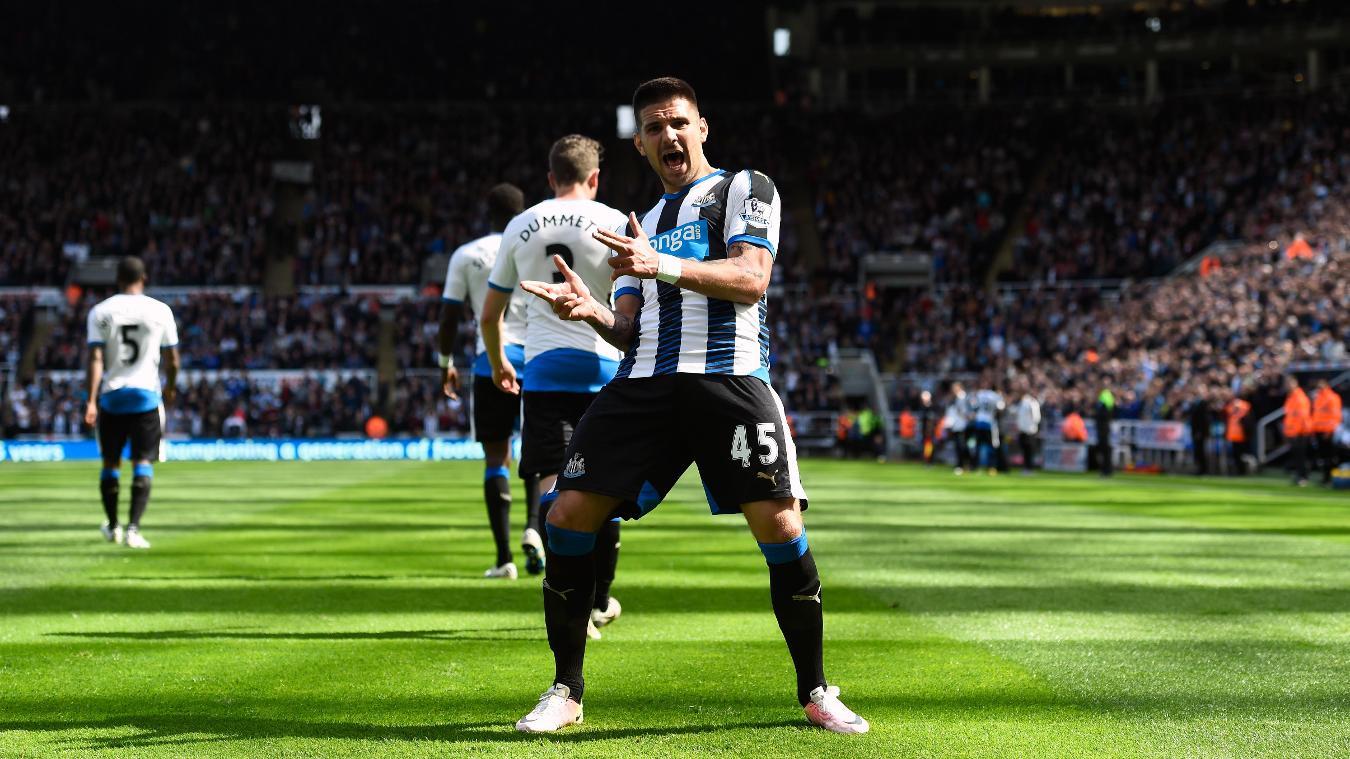 Aleksandar Mitrovic, Newcastle United