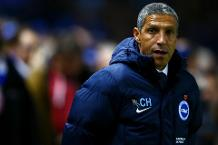 Chris Hughton, Brighton & Hove Albion manager