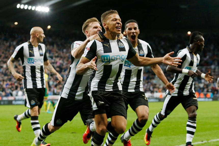 Dwight Gayle, Newcastle United