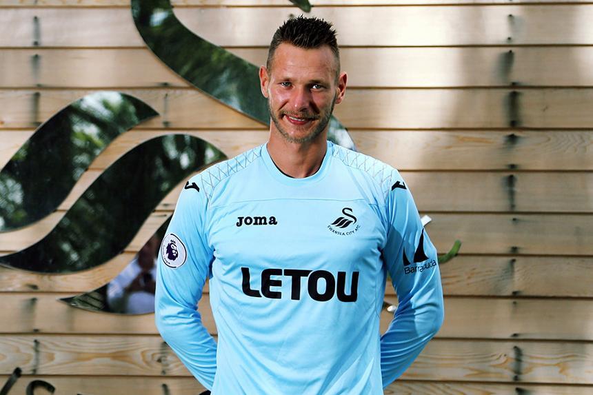 Erwin Mulder, Swansea City