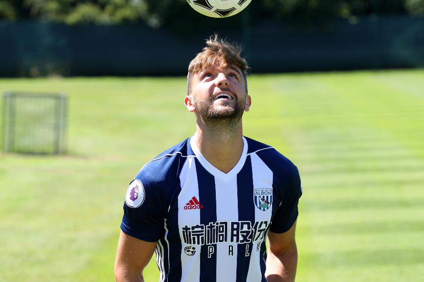 Jay Rodriguez, West Brom