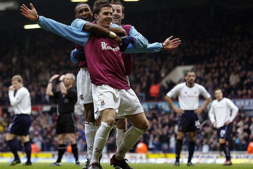 Michael Carrick, West Ham