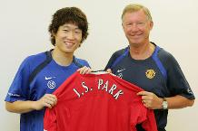 On this day in 2005: Park joins Man Utd