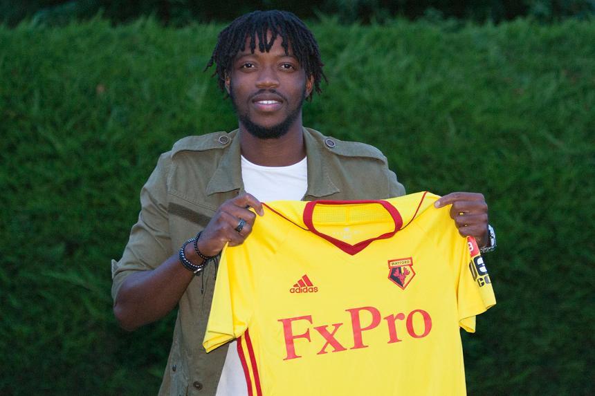 Nathaniel Chalobah joins Watford