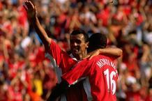Iconic Moment: Charlton beat Saints to go top