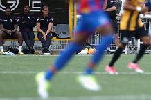 Maidstone United 1-3 Crystal Palace