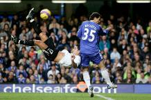 Goal of the day: Cahill's overhead kick