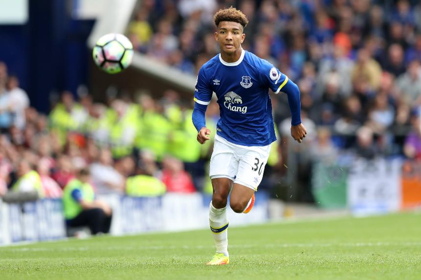 Mason Holgate, Everton