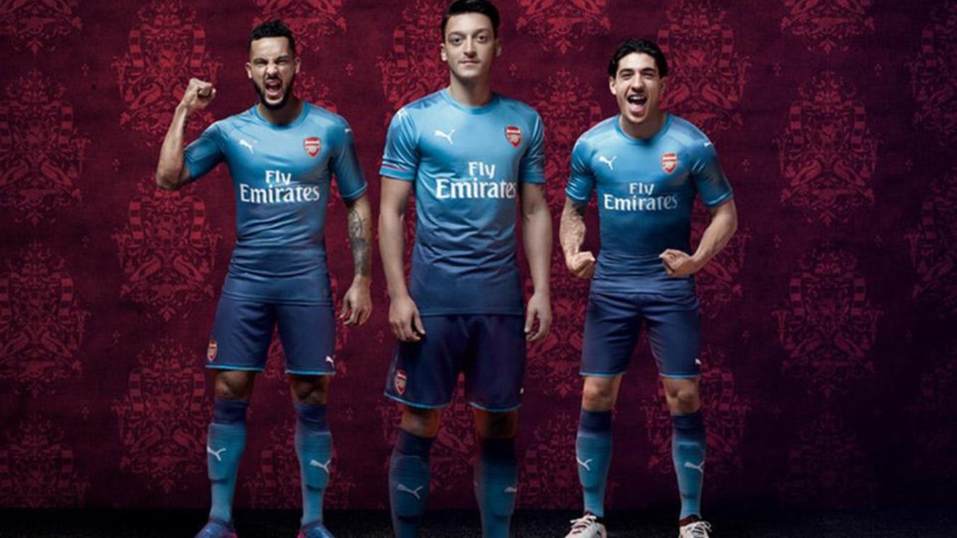 New Premier League Kits For Season 2017/18