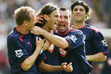 Celebrate Patrik Berger's birthday with his best goals
