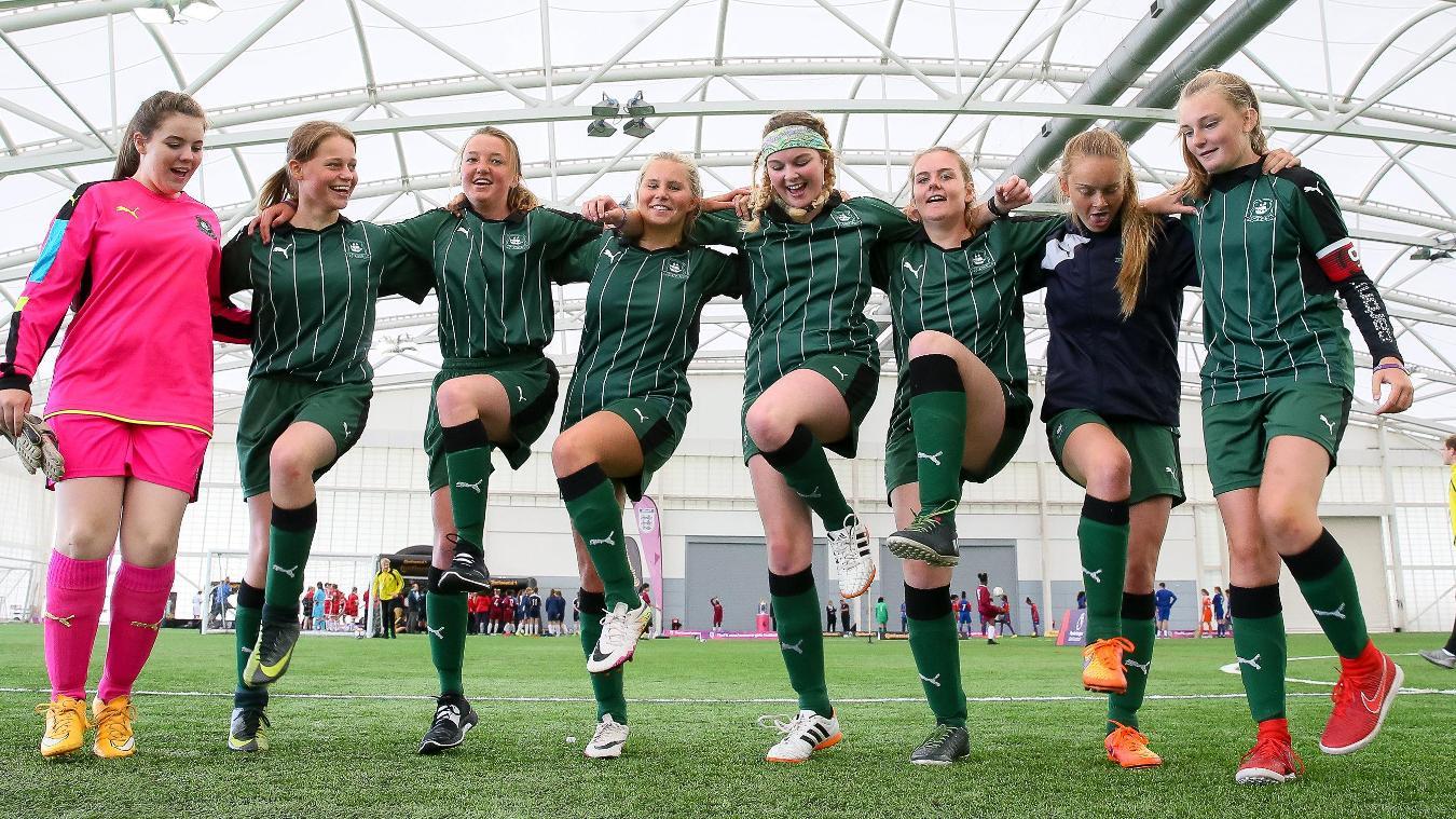 PL Girls National Football Festival