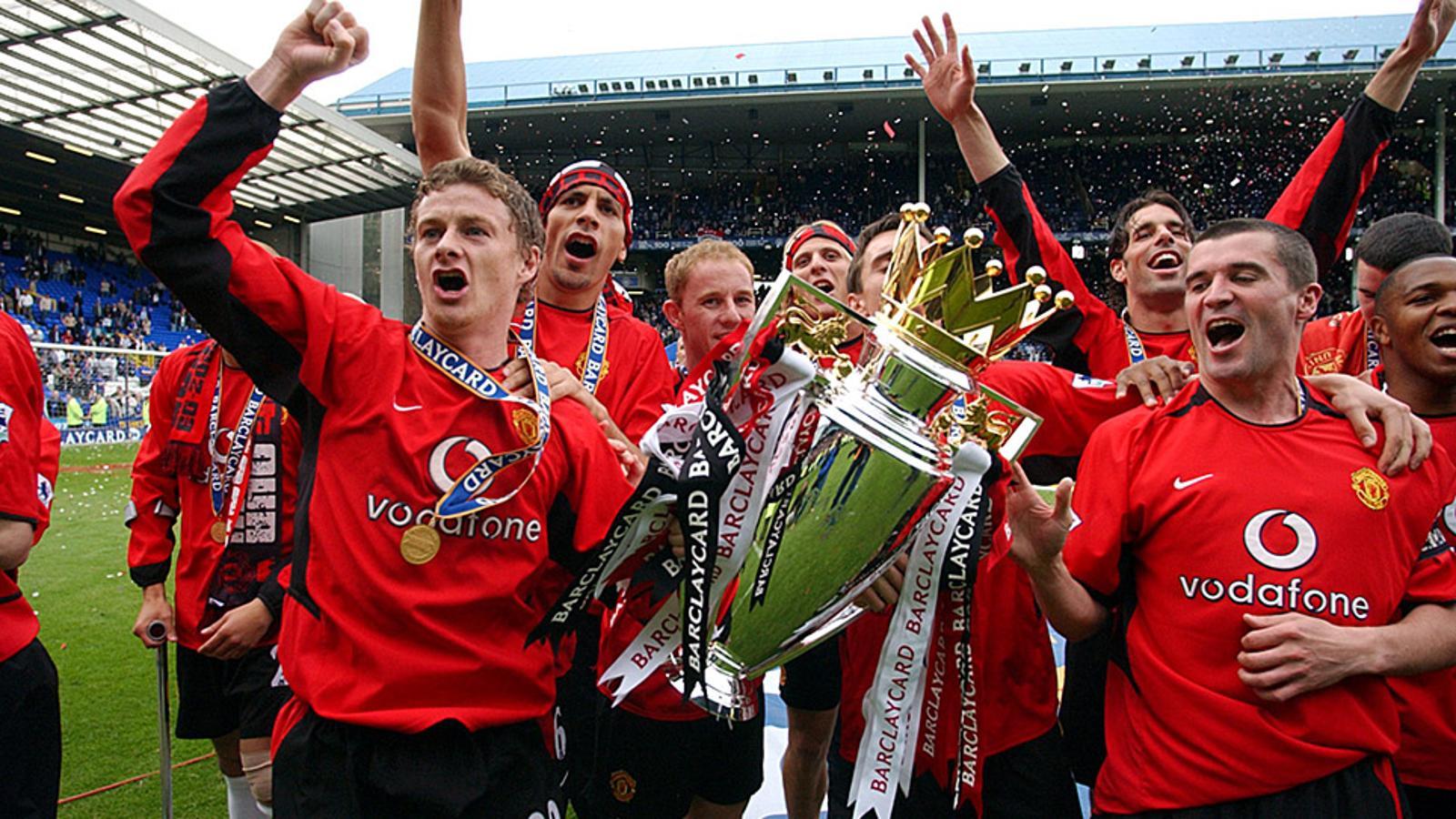 2002/03 Premier League Season Review