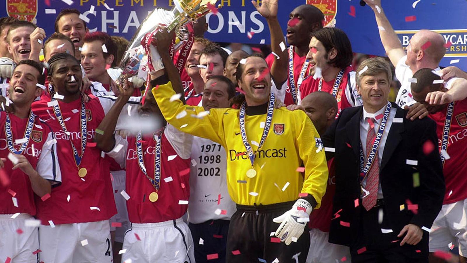 2001/02 Premier League Season Review