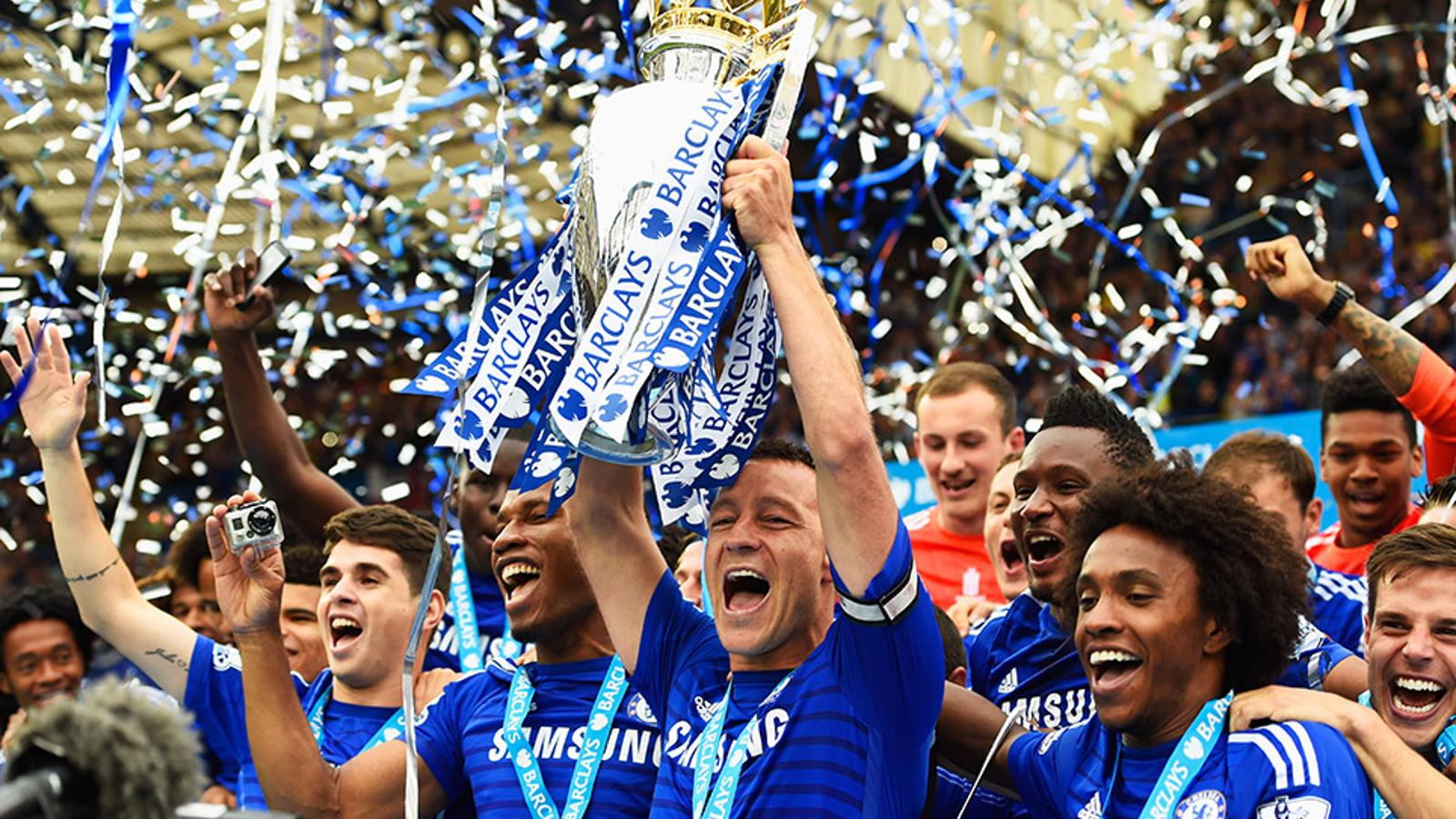 2014/15 Premier League Years