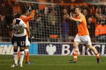 Iconic Moment: Ormerod makes Blackpool history