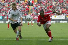 Iconic Moment: Lisbie's hat-trick against Liverpool