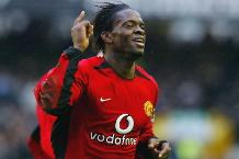Celebrate Louis Saha's birthday with his best goals