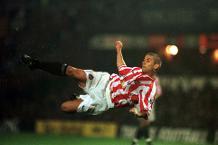 Iconic Moment: Sunderland win at rain-soaked Newcastle