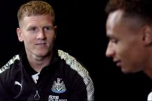 Quick questions with Matt Ritchie and Jacob Murphy